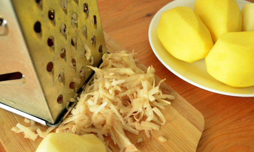 Сыр из картофеля в домашних условиях 344