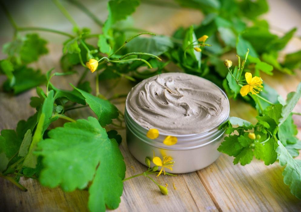 Мазь от псориаза с солидолом и чистотелом рецепт